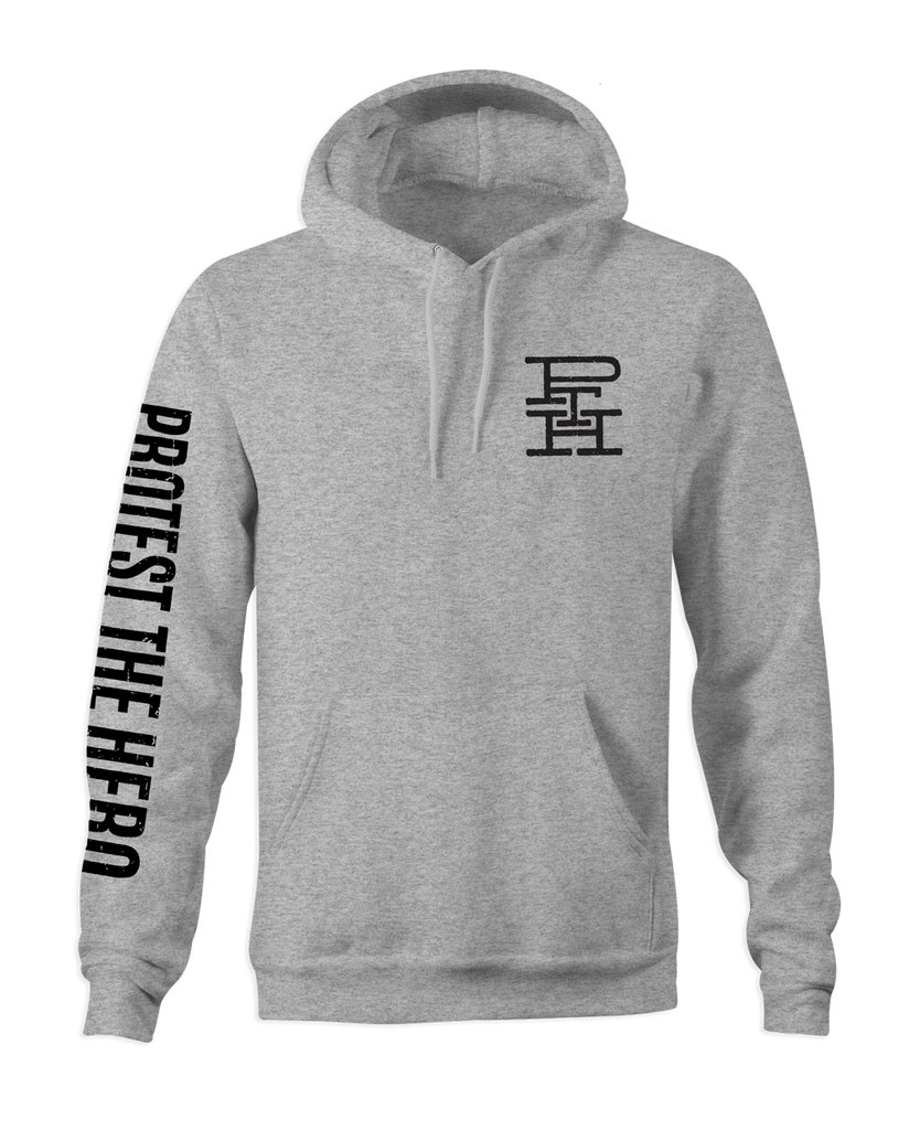 Protest The Hero Logo Pullover Hoodie