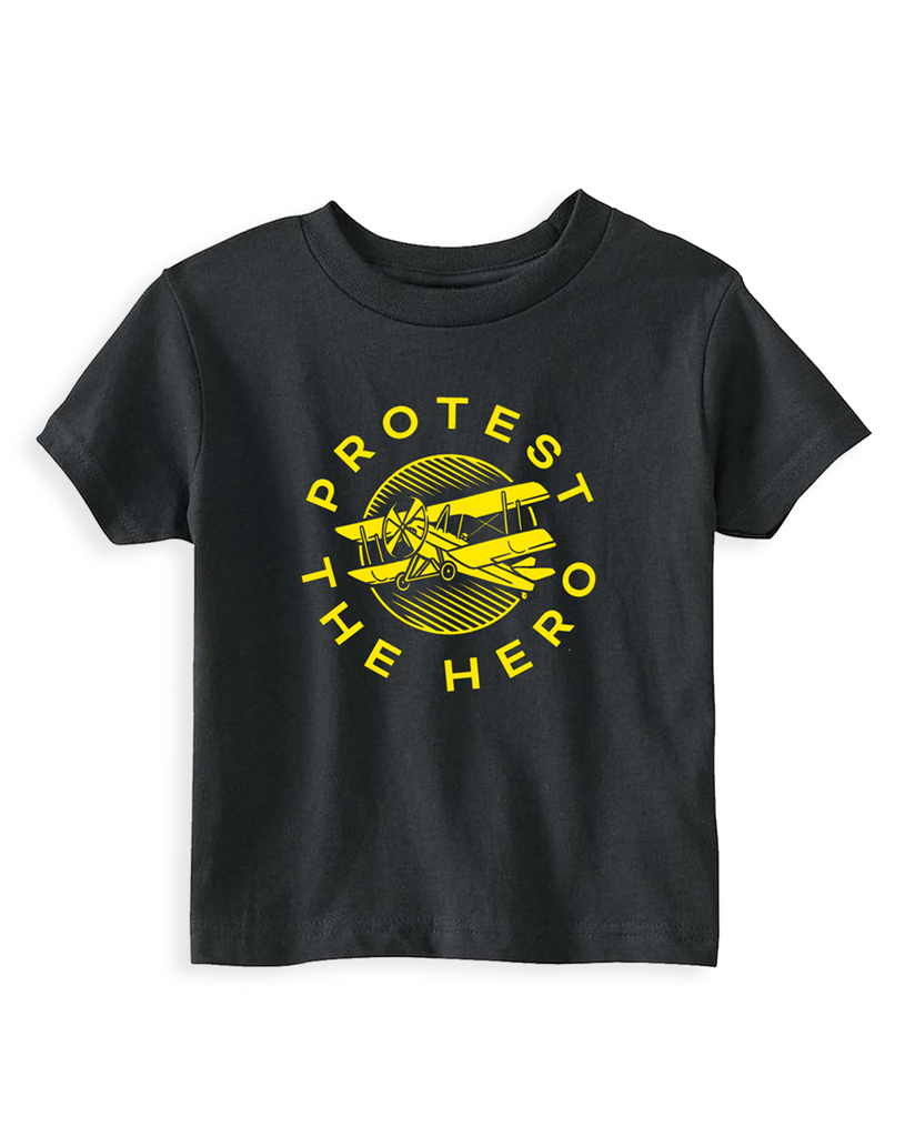 Cut Loose Kids -  Protest The Hero Plane Toddler Tee