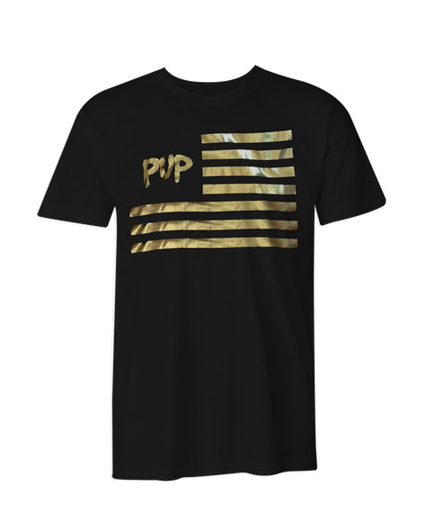 PUP Gold Foil T-Shirt