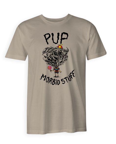 PUP Lollipop Sand Tee