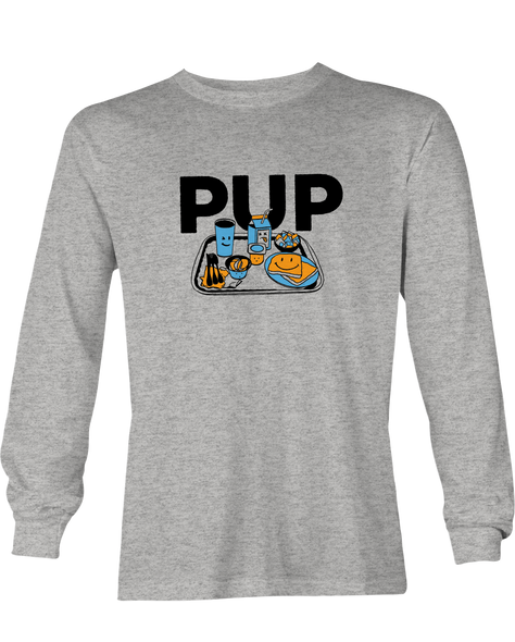 PUP Lunch Longsleeve