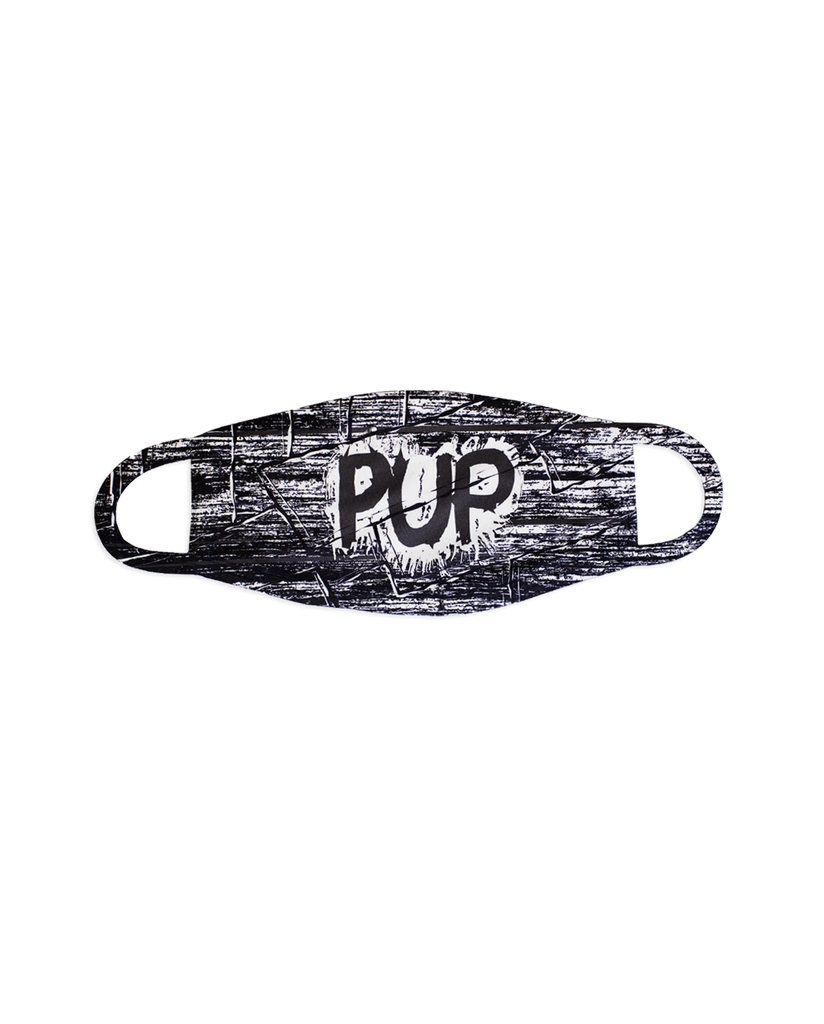 PUP Old School Banner Mask