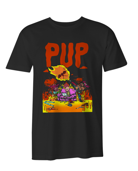 PUP This Shirt Sucks Ass T-Shirt