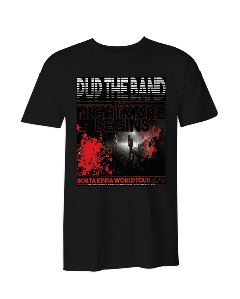 PUP The Nightmare Begins T-Shirt