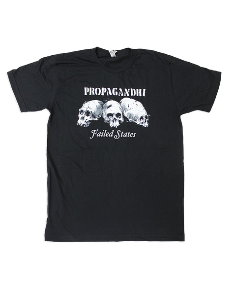 Propagandhi Failed States T-Shirt