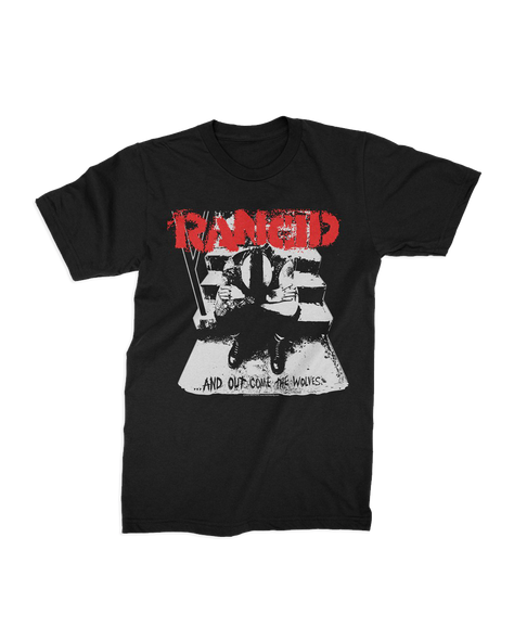 Rancid ...And Out Come The Wolves T-Shirt