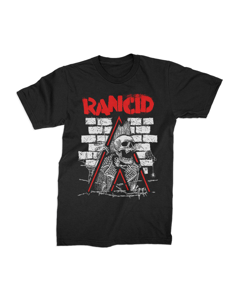 Rancid Crust Skeletim T-Shirt