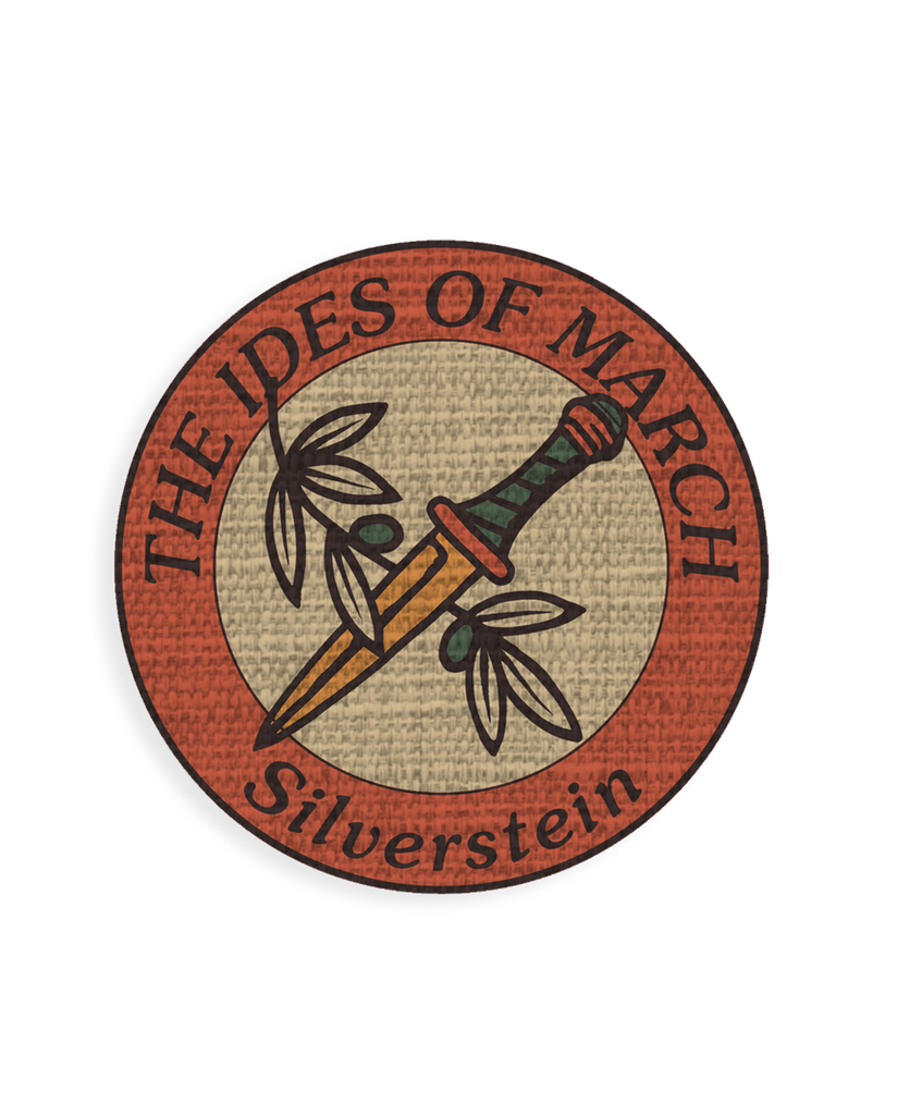 Silverstein Ides Patch
