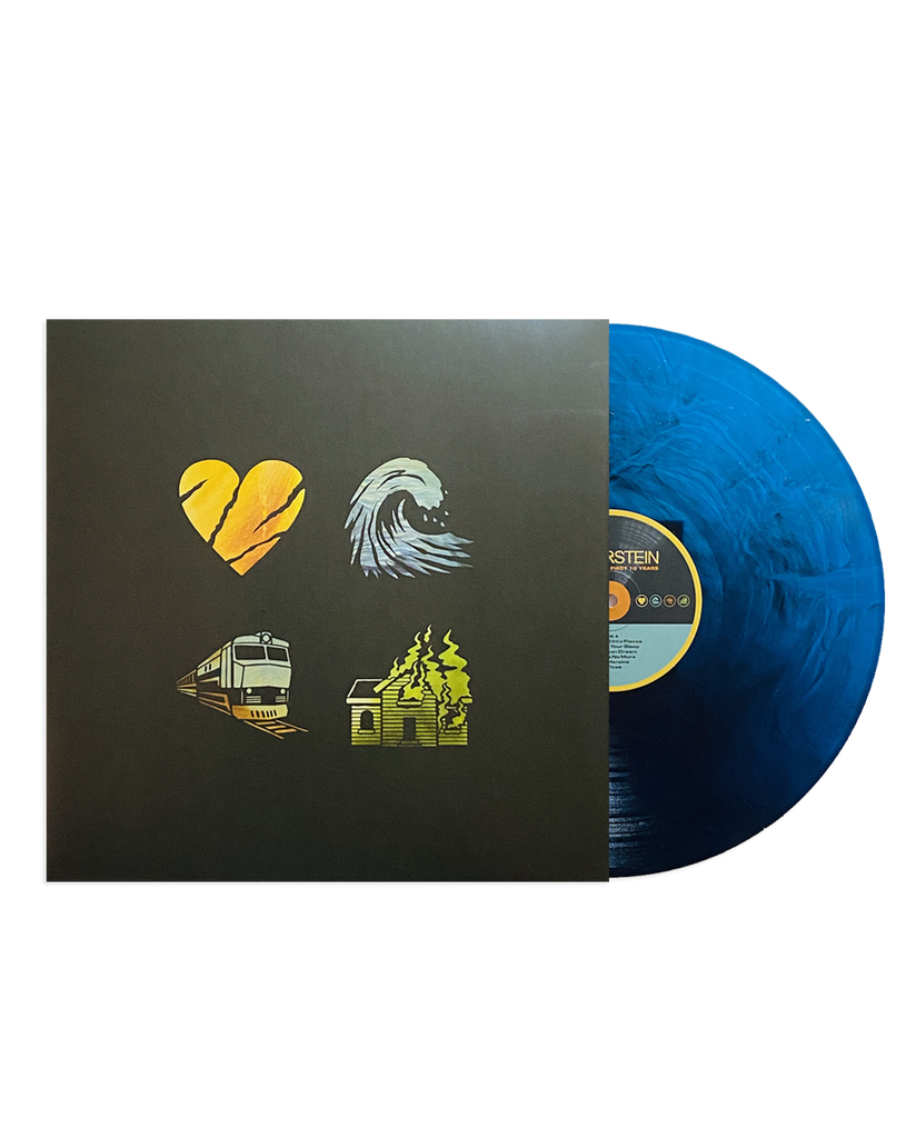 Silverstein Redux: The First Ten Years LP - Tidal Wave Variant