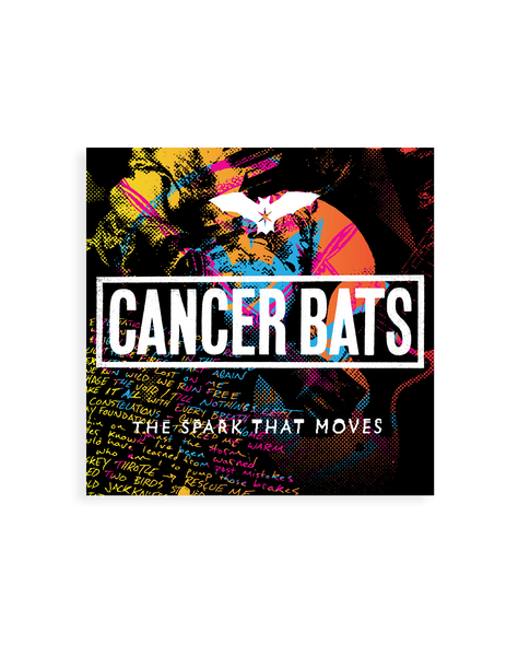 Cancer Bats The Spark That Moves CD