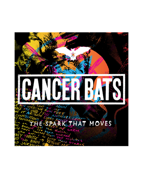 Cancer Bats The Spark That Moves LP