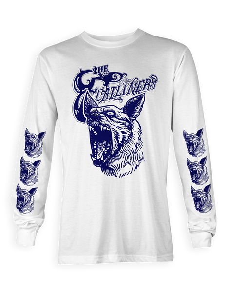 The Flatliners Cavalcade Dog Longsleeve