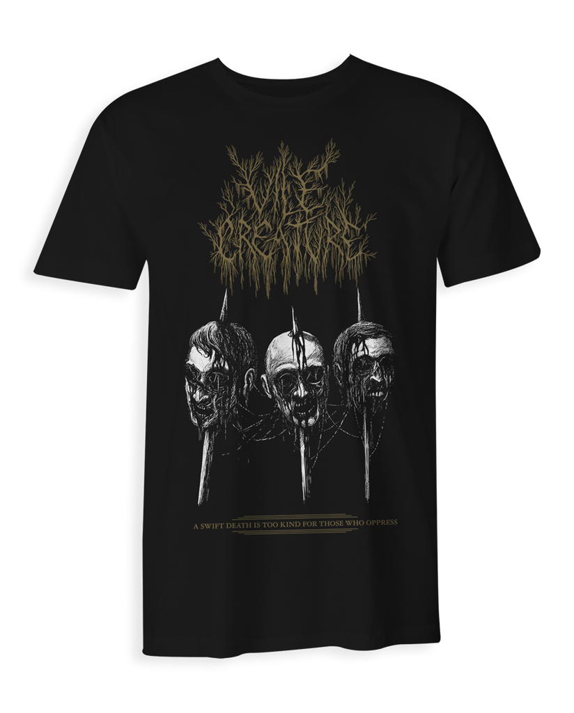 Vile Creature Swift Death T-Shirt