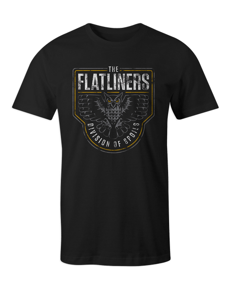 The Flatliners Division of Spoils T-Shirt