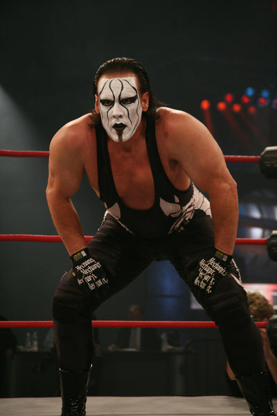 Sting Private Signing Autographed Items (Jan 2021)