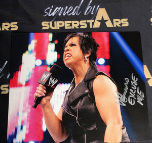 Vickie Guerrero Signed Autographs