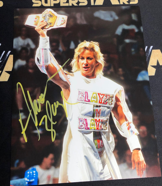 Madusa Signed Autographs