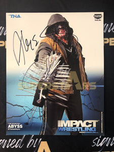 Abyss - Impact Wrestling Photo