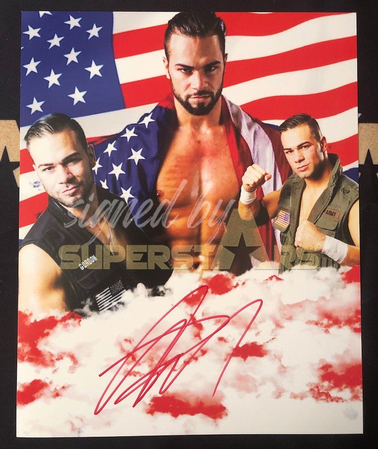 Flip Gordon Photo