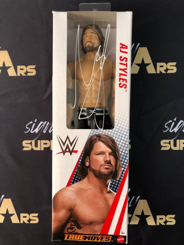 AJ Styles - TrueMoves Action Figure