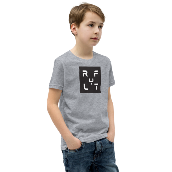 Boys Boxed Logo T-Shirt