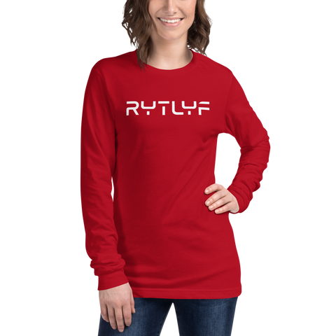 Women's Travel Logo Long Sleeve Tee