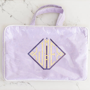 Alice Cosmetic Case With Handles