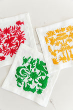 Load image into Gallery viewer, Otomi Cocktail Napkin Set of Six