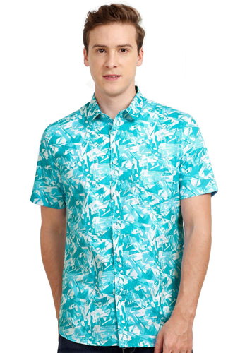 Tusok-alaskaVacation-Printed Shirtimage-Blue Zigzag (1)