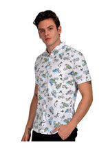 Load image into Gallery viewer, Tusok-aquaFeatured Shirt, Vacation-Printed Shirtimage-Aqua (2)