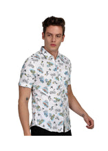 Load image into Gallery viewer, Tusok-aquaFeatured Shirt, Vacation-Printed Shirtimage-Aqua (3)