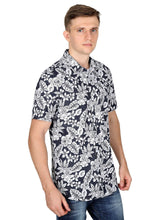 Load image into Gallery viewer, Tusok-black-magicVacation-Printed Shirtimage-Black Roop Floral (5)