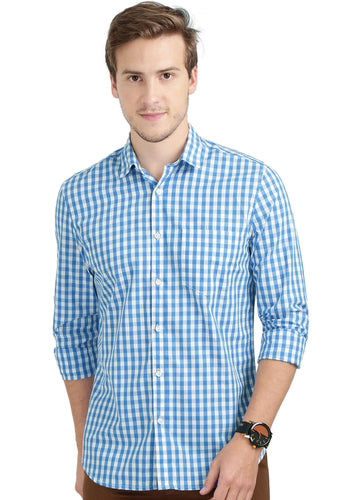 Tusok-blue-chessCheckered Shirtimage-Blue Chess Check (1)