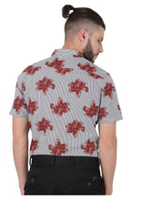 Load image into Gallery viewer, Tusok-brown-bloomFeatured Shirt, Vacation-Printed Shirtimage-Brown Bloom (3)
