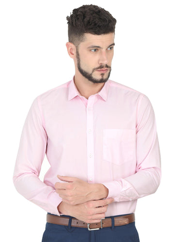 Tusok-candy-pinkPlain-Solid Shirtimage-Pink Solid (1)