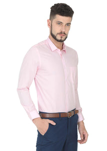 Tusok-candy-pinkPlain-Solid Shirtimage-Pink Solid (3)