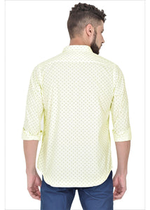 Tusok-cornVacation-Printed Shirtimage-Yellow Polka (5)