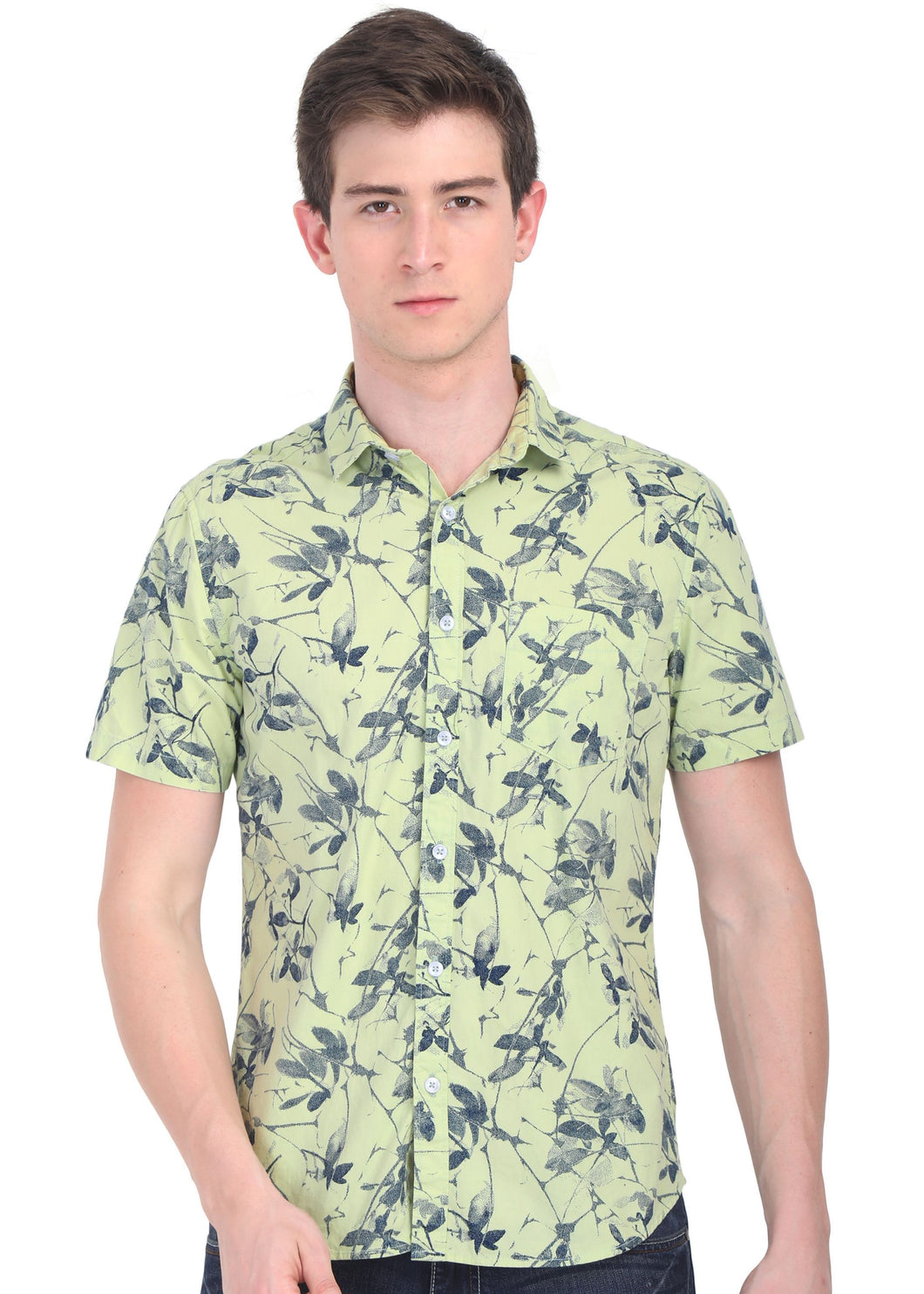 Tusok-fern-greenVacation-Printed Shirtimage-PrakashGreen (1)