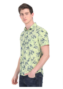 Tusok-fern-greenVacation-Printed Shirtimage-PrakashGreen (2)