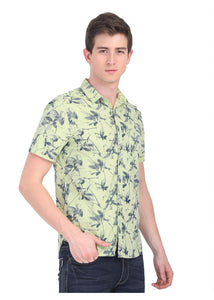 Tusok-fern-greenVacation-Printed Shirtimage-PrakashGreen (6)