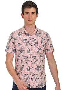 Tusok-fern-pinkVacation-Printed Shirtimage-Prakash Pink (1)