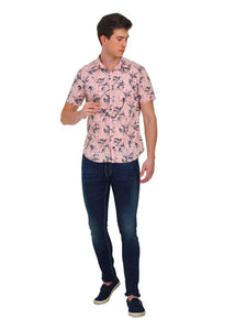 Tusok-fern-pinkVacation-Printed Shirtimage-Prakash Pink (5)