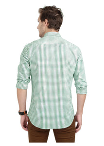 Tusok-green-glenCheckered Shirtimage-Off white Double Green Check (4)