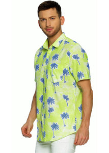 Tusok-kiwiVacation-Printed Shirtimage-Neon Palm (2)