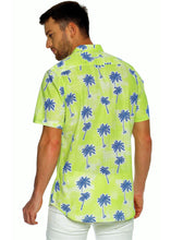 Load image into Gallery viewer, Tusok-kiwiVacation-Printed Shirtimage-Neon Palm (3)