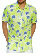 Load image into Gallery viewer, Tusok-kiwiVacation-Printed Shirtimage-Neon Palm (6)