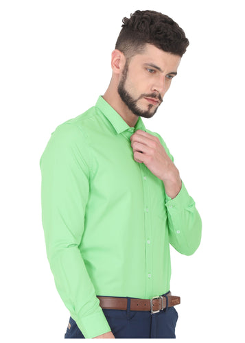 Tusok-limePlain-Solid Shirtimage-Lime Plain (1)