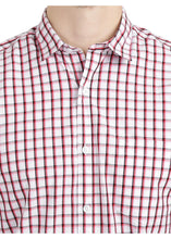 Load image into Gallery viewer, Tusok-manhattanCheckered Shirtimage-Red Black Check (2)