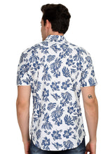 Load image into Gallery viewer, Tusok-miami-iceVacation-Printed Shirtimage-Manish Blue (6)