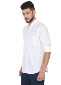 Tusok-minimalVacation-Printed Shirtimage-White Polka (4)